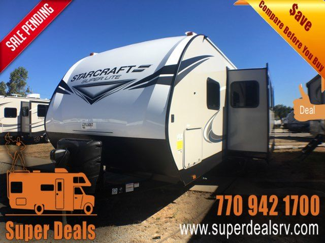 2020 Starcraft Super Lite 261BH in Temple, GA 30179