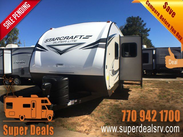 2020 Starcraft Super Lite 212FB in Temple, GA 30179