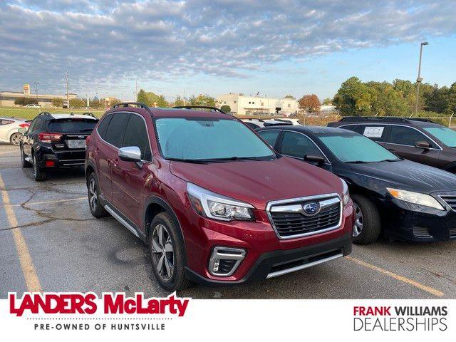 2020 Subaru Forester Touring | Huntsville, Alabama | Landers Mclarty DCJ & Subaru in  Alabama
