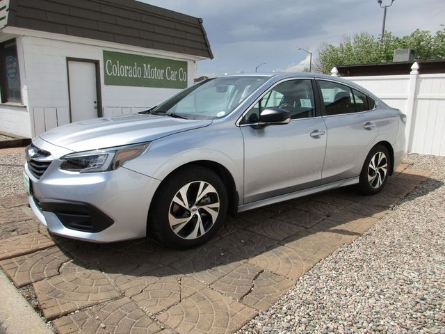 2020 Subaru Legacy in Fort Collins, CO 80524