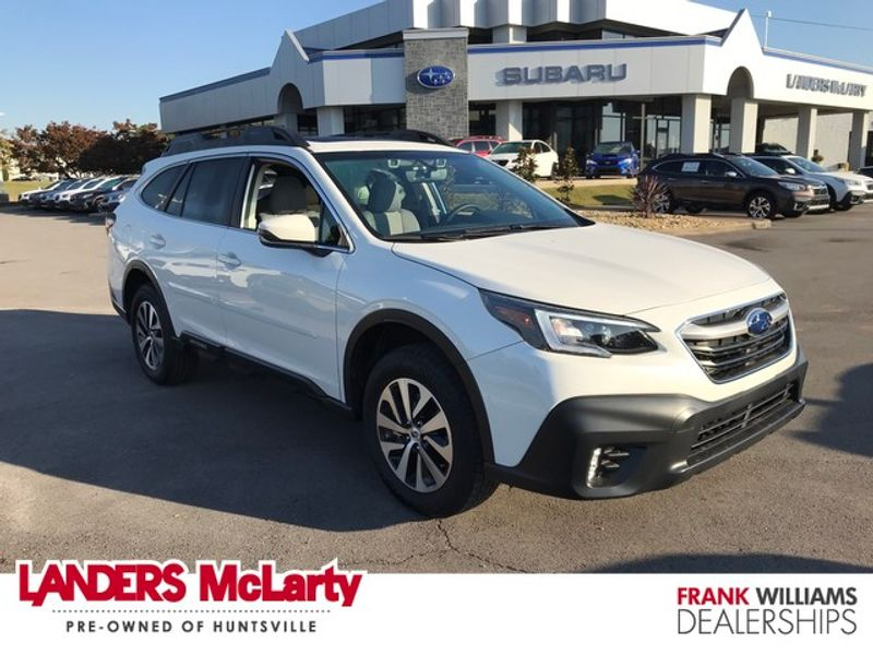 2020 Subaru Outback Premium | Huntsville, Alabama | Landers Mclarty DCJ & Subaru in Huntsville Alabama