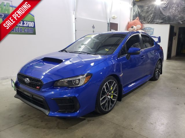 2020 Subaru WRX STI in Dickinson, ND 58601