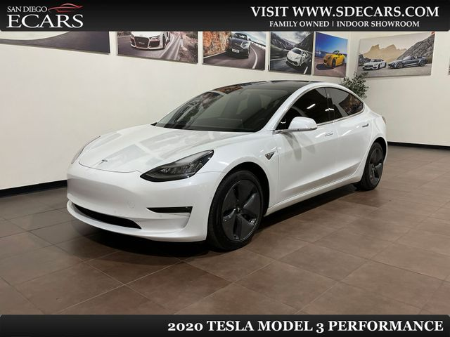 2020 Tesla Model 3 Performance in San Diego, CA 92126