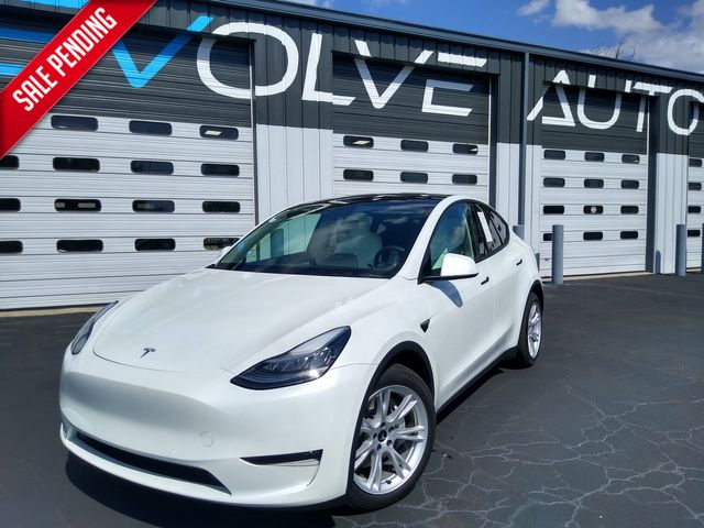 2020 Tesla Model Y Long Range W/ Full Self Drive in North Little Rock, AR 72114