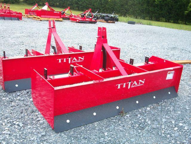 2021 Titan Box Blade 72 in Madison, Georgia 30650