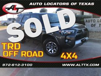 2020 Toyota 4Runner TRD Offroad | Plano, TX | Consign My Vehicle in  TX
