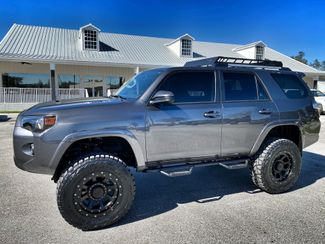 2020 Toyota 4Runner 6 FABTECH LIFT 35 NITTOs LEATHER N-FAB CAGE  Plant City Florida  Bayshore Automotive   in Plant City, Florida