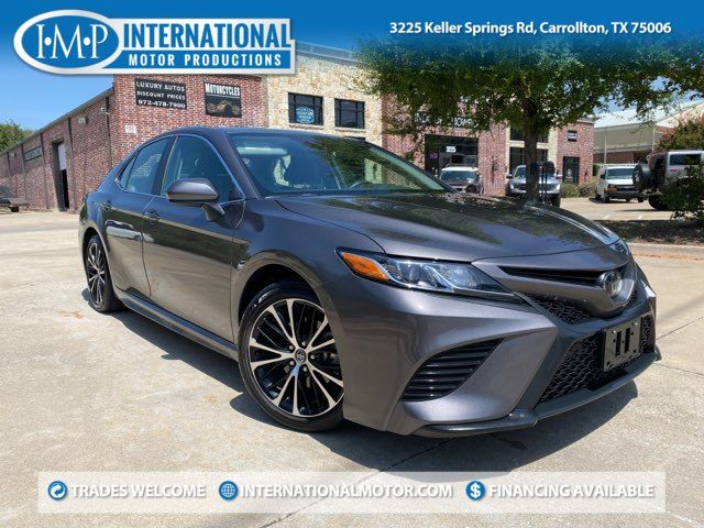 2020 Toyota Camry SE ONE OWNER