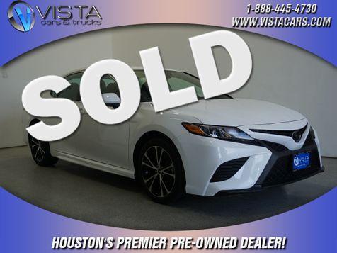 2020 Toyota Camry SE in Houston, Texas