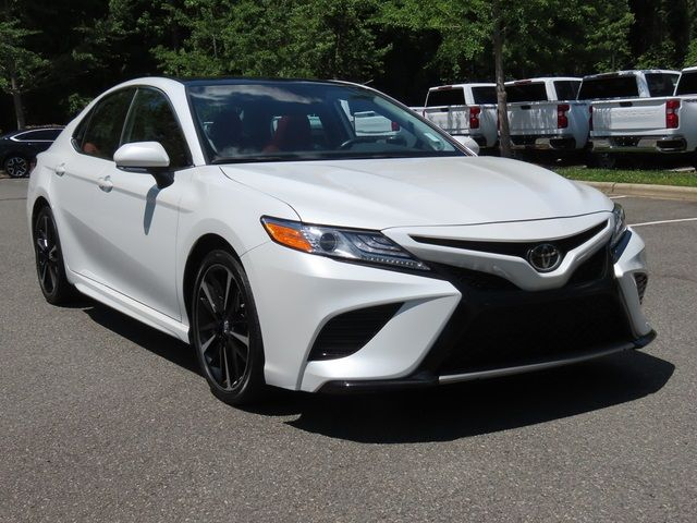2020 Toyota Camry XSE V6