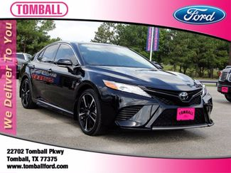2020 Toyota Camry XSE in Tomball, TX 77375