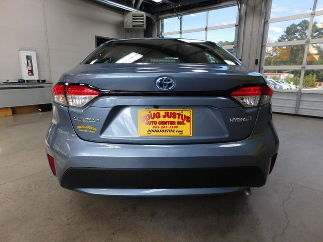 2020 Toyota Corolla Hybrid LE in Airport Motor Mile ( Metro Knoxville ), TN 37777
