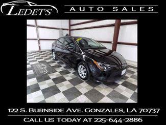2020 Toyota Corolla LE - Ledet's Auto Sales Gonzales_state_zip in Gonzales