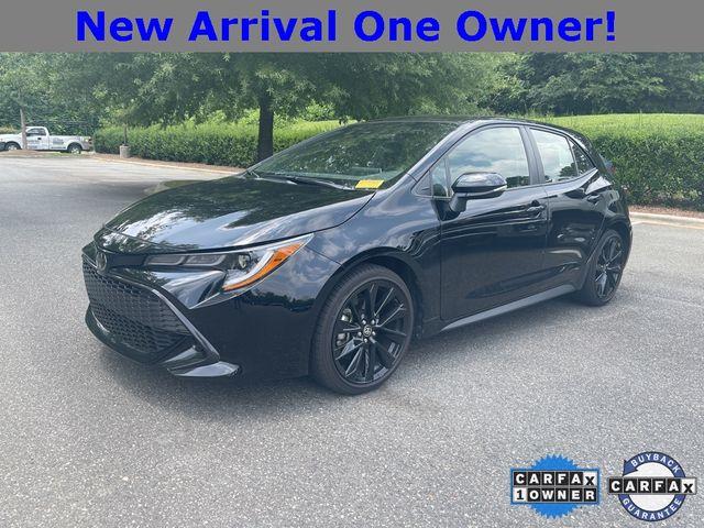 2020 Toyota Corolla Hatchback XSE in Kernersville, NC 27284