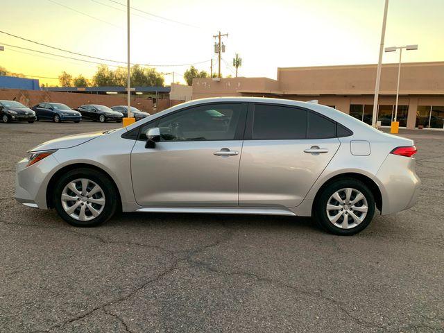 2020 Toyota Corolla LE FULL MANUFACTURER WARRANTY Mesa, Arizona 1