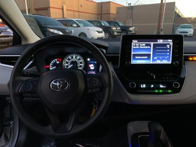 2020 Toyota Corolla LE FULL MANUFACTURER WARRANTY Mesa, Arizona 14