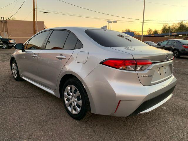 2020 Toyota Corolla LE FULL MANUFACTURER WARRANTY Mesa, Arizona 2