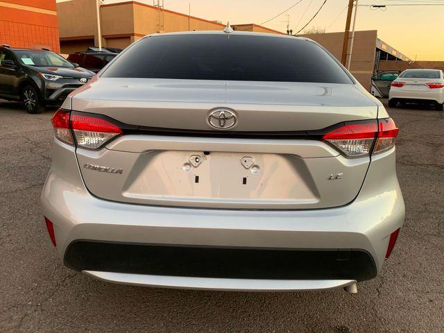 2020 Toyota Corolla LE FULL MANUFACTURER WARRANTY Mesa, Arizona 3