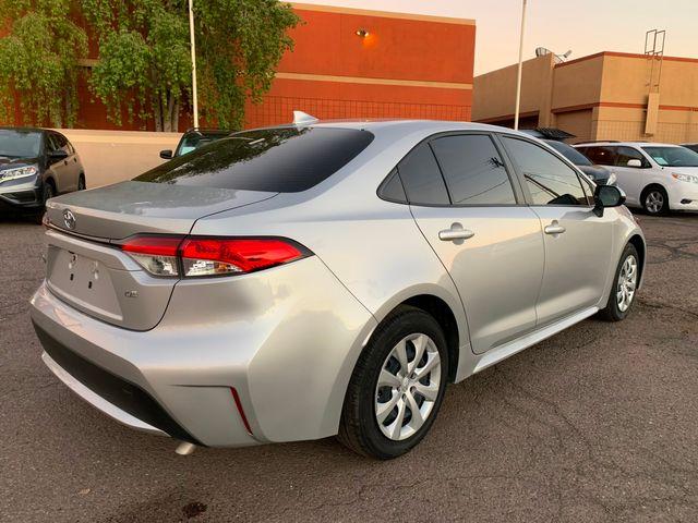 2020 Toyota Corolla LE FULL MANUFACTURER WARRANTY Mesa, Arizona 4