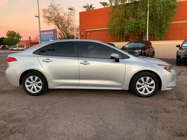 2020 Toyota Corolla LE FULL MANUFACTURER WARRANTY Mesa, Arizona 5