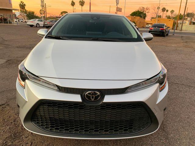 2020 Toyota Corolla LE FULL MANUFACTURER WARRANTY Mesa, Arizona 7
