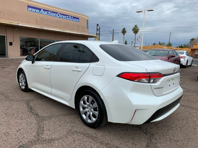2020 Toyota Corolla LE FULL MANUFACTURER WARRANTY Mesa, Arizona 2
