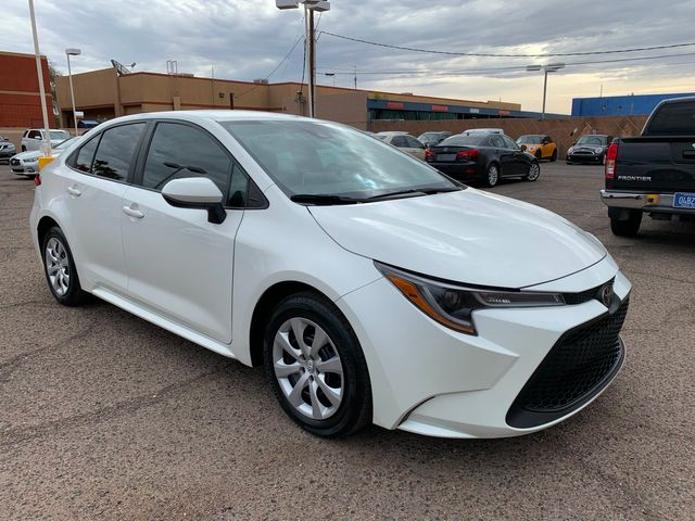 2020 Toyota Corolla LE FULL MANUFACTURER WARRANTY Mesa, Arizona 6