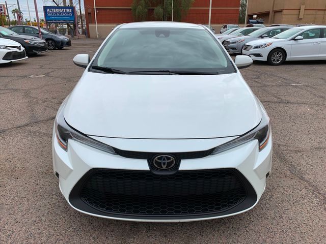 2020 Toyota Corolla LE FULL MANUFACTURER WARRANTY Mesa, Arizona 7