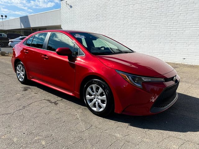 2020 Toyota Corolla LE Madison, NC 7