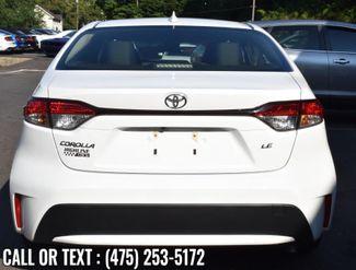 2020 Toyota Corolla LE Waterbury, Connecticut 4