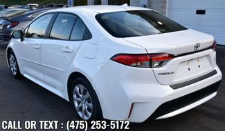 2020 Toyota Corolla LE Waterbury, Connecticut 3