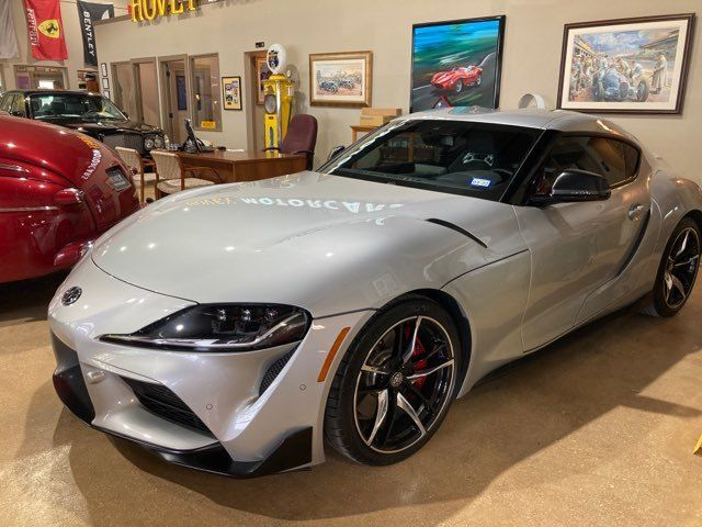 2020 Toyota GR Supra Premium 3.0
