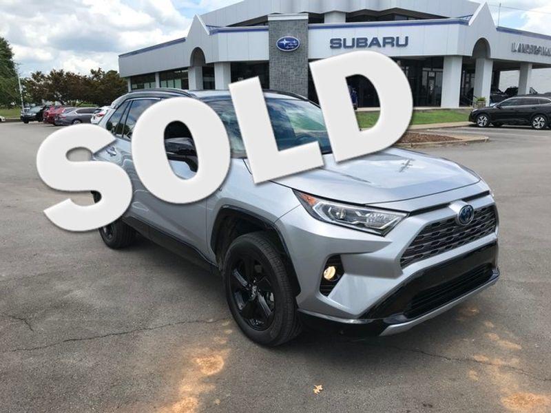 2020 Toyota RAV4 Hybrid XSE | Huntsville, Alabama | Landers Mclarty DCJ & Subaru in Huntsville Alabama