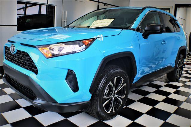 2020 Toyota RAV4 LE in Pompano, Florida 33064