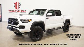 2020 Toyota Tacoma TRD Pro 4X4 ROOF,NAV,360 CAM,HTD LTH,BLK WHLS,16K in Carrollton, TX 75006