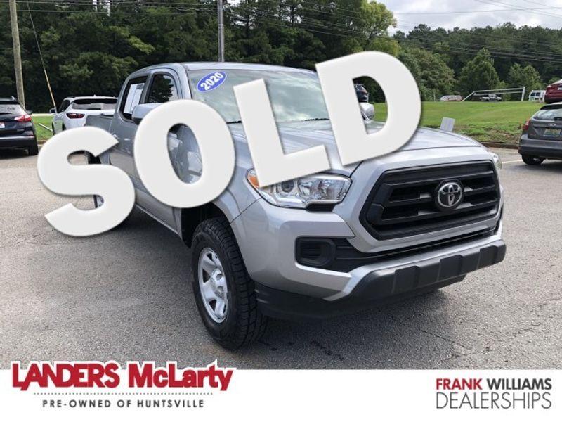 2020 Toyota Tacoma SR | Huntsville, Alabama | Landers Mclarty DCJ & Subaru in Huntsville Alabama