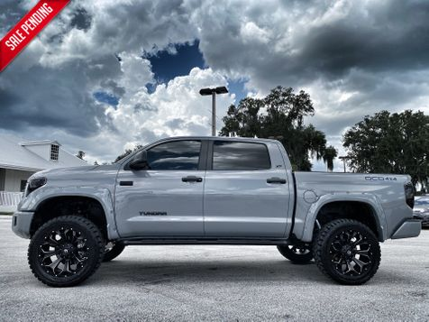 2020 Toyota Tundra OCD 4X4 CUSTOM LIFTED XP CREWMAX CEMENT  in Plant City, Florida