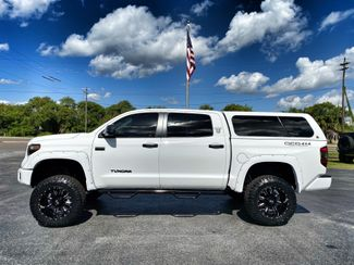 2020 Toyota Tundra CUSTOM LIFTED LEATHER CREWMAX 4X4 V8    Florida  Bayshore Automotive   in , Florida