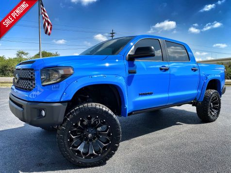 2020 Toyota Tundra VOODOO LIFTED LEATHER 4X4 CREWMAX 22