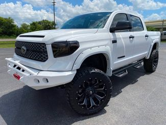 2020 Toyota Tundra CUSTOM LIFTED LEATHER FLARES 4X4 CREWMAX  Plant City Florida  Bayshore Automotive   in Plant City, Florida