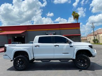 2020 Toyota Tundra CUSTOM LIFTED LEATHER FLARES 4X4 CREWMAX  Plant City Florida  Bayshore Automotive   in Plant City, Florida