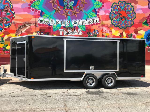 2021 Trailex Cte-84180t Aluminum Car Trailer