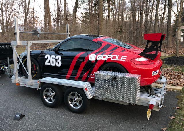 2020 Trailex Model CT-7541