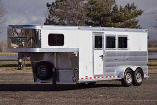 2020 Twister 3 Horse W/ Drop Down Windows in Keller, TX 76111
