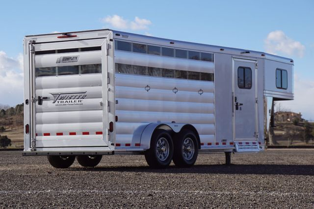 2020 Twister 3 Horse W/ Drop Down Windows in Keller, TX 76111