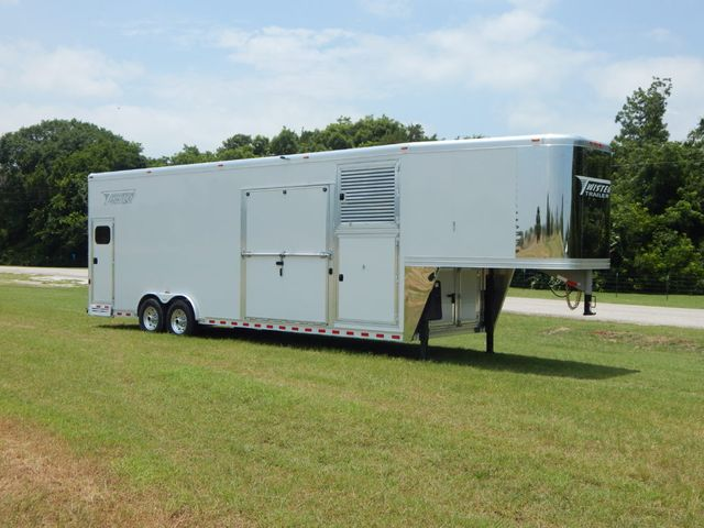 2020 Twister Equine Spa Therapy Trailer