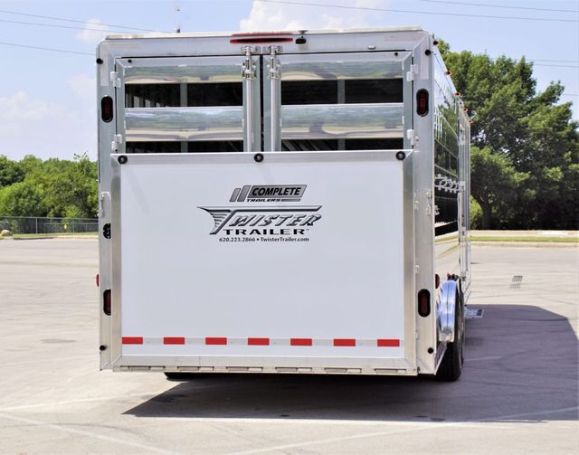 2020 Twister Stock With Mid Tack and 8' Living Quarters in Keller, TX 76111