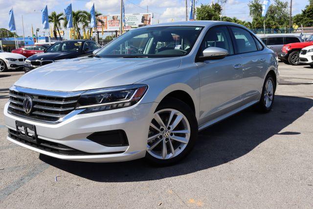 2020 Volkswagen Passat 2.0T S in Miami, FL 33142
