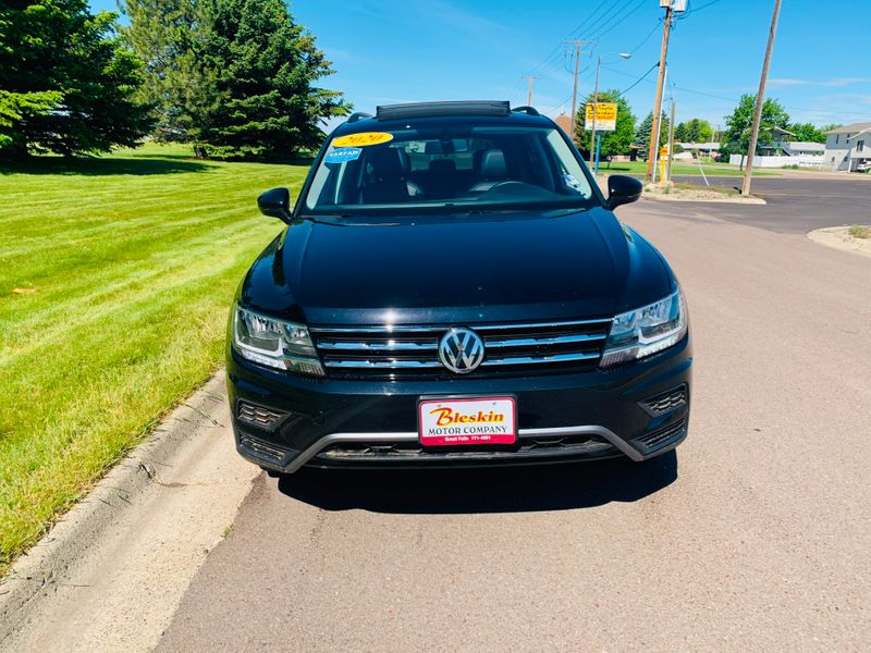 2020 Volkswagen Tiguan 4d SUV SE 4Motion  city MT  Bleskin Motor Company   in Great Falls, MT