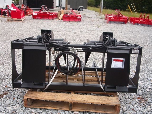 2021 W R Long Grapple OBG2-56 in Madison, Georgia 30650